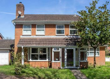 Thumbnail 4 bed detached house for sale in Rockleigh Drive, Totton, Southampton