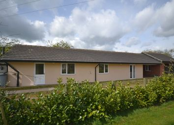 Thumbnail 1 bed detached bungalow to rent in Marsh Lane, Cheswardine, Market Drayton