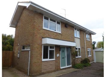 Thumbnail 3 bed detached house for sale in Highcroft Close, Yardley Gobion