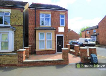 Thumbnail 3 bed detached house for sale in St. Pauls Road, Peterborough, Cambridgeshire.