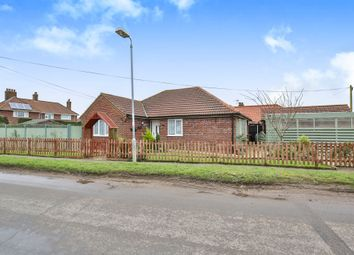 Thumbnail 3 bed detached bungalow for sale in Hardingham Road, Hingham, Norwich