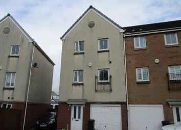 Thumbnail 3 bed end terrace house for sale in Jersey Quay, Port Talbot, Neath Port Talbot.