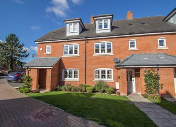 Thumbnail 4 bed town house for sale in Steeplechase Court, Andover