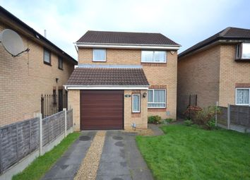 Thumbnail 3 bed detached house to rent in Piccadilly Close, Northampton