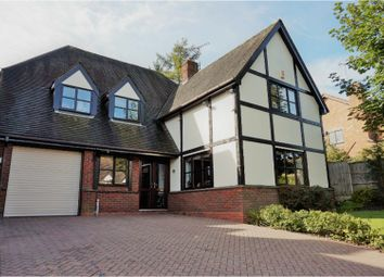 Thumbnail 5 bed detached house for sale in The Cobbles, Sutton Coldfield