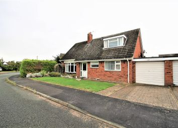 Thumbnail 3 bed detached house for sale in The Oval, Bicton, Shrewsbury