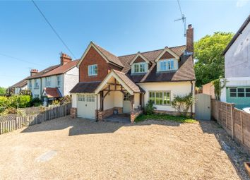 Thumbnail 4 bed cottage for sale in Parkgate Road, Newdigate, Dorking, Surrey