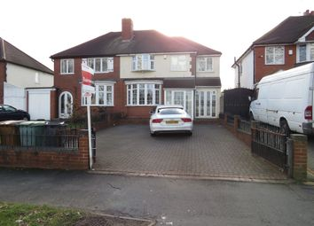 Thumbnail 5 bed semi-detached house for sale in Walstead Road, Walsall