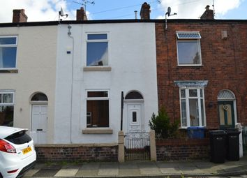 Thumbnail 2 bed terraced house to rent in Co-Operative Street, Hazel Grove, Stockport