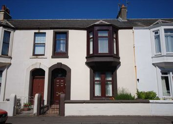 Thumbnail 4 bed terraced house for sale in Manse Street, Saltcoats