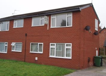 Thumbnail 1 bed flat to rent in Simons Road, Market Drayton