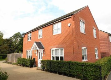 4 bed detached house for sale in Usbourne Way, Ibstock LE67