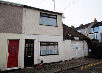 Thumbnail 2 bedroom end terrace house for sale in King John Street, Old Town, Swindon