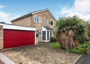 Thumbnail 4 bed detached house for sale in Royce Road, Alwalton, Peterborough