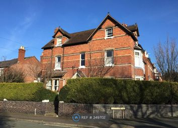 Thumbnail 1 bed flat to rent in Cleveland Street, Shrewsbury