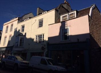 Thumbnail 3 bed flat to rent in Portland Street, Clifton, Bristol