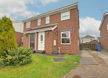Thumbnail 2 bed semi-detached house for sale in Rosemary Way, Beverley Parklands, Beverley