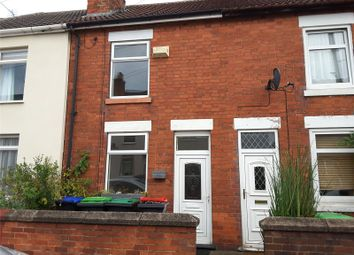 Thumbnail 3 bed terraced house to rent in Newcastle Street, Huthwaite, Nottinghamshire