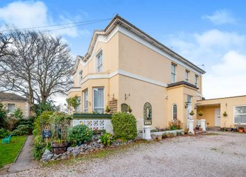 Thumbnail 4 bed flat for sale in St. Lukes Road North, Torquay