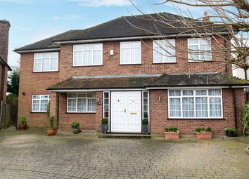 Thumbnail 4 bed detached house for sale in The Hermitage, Uxbridge