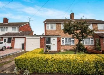 Thumbnail 3 bedroom semi-detached house for sale in Galston Road, Luton, Bedfordshire