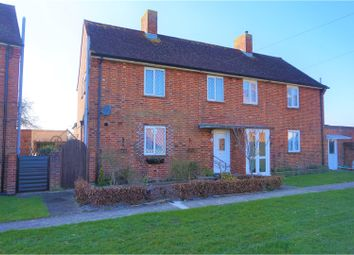 3 bed semi-detached house for sale in Exton Road, Chichester PO19