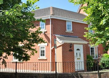 Thumbnail 3 bedroom terraced house for sale in Norman Drive, Cullompton