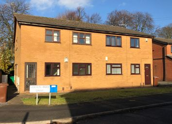 Thumbnail 2 bed flat for sale in Vernon Park Drive, Old Basford, Nottingham