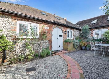 Thumbnail 1 bed barn conversion for sale in Clapham Common, Clapham, Worthing, West Sussex