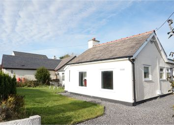 Thumbnail 2 bed semi-detached bungalow for sale in Carmel, Llannerchymedd