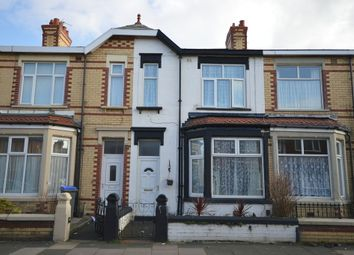 Thumbnail 3 bedroom terraced house for sale in Mayfield Avenue, Blackpool