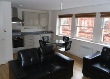 Thumbnail 1 bedroom flat to rent in Cheltenham House, 24A Clare Street, Bristol