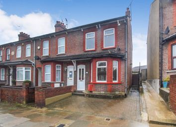 Thumbnail 3 bed end terrace house for sale in Oakley Road, Leagrave, Luton