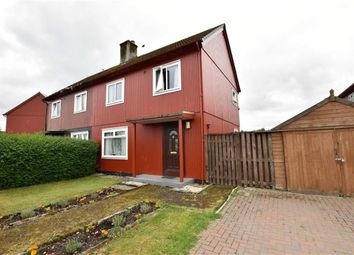 Thumbnail 3 bed semi-detached house for sale in St. Ninian Drive, Inverness