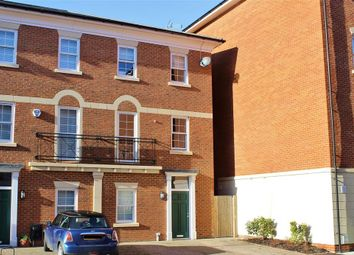 Thumbnail 4 bed town house to rent in St. Gabriels, Wantage