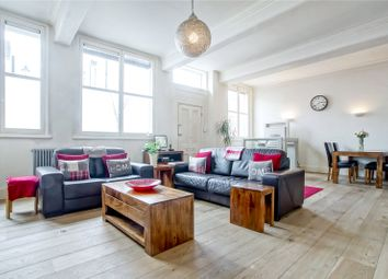 Thumbnail 3 bedroom flat for sale in New North Road, London