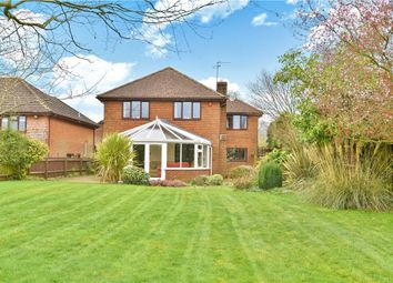 Thumbnail 4 bed detached house for sale in Old Rectory Close, Corfe Mullen, Wimborne
