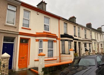 3 bed terraced house to rent in Federation Road, Plymouth PL3