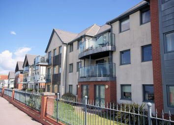 Thumbnail 1 bed flat for sale in Anchorage Court, Marine Parade East, Lee-On-The-Solent