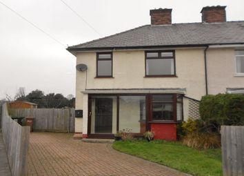 Thumbnail 3 bed semi-detached house to rent in St. Cynfarchs Avenue, Hope, Wrexham