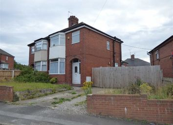 Thumbnail 3 bed semi-detached house for sale in Rosendale Avenue, Chesterton, Newcastle-Under-Lyme