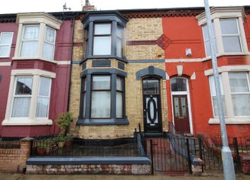Thumbnail 3 bed terraced house for sale in Stuart Road, Walton, Liverpool
