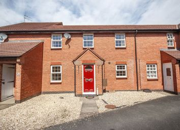 Thumbnail 2 bedroom terraced house to rent in Perle Brook, Eccleshall, Stafford