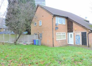 Thumbnail 2 bed flat for sale in Butterwick Close, Longsight, Manchester