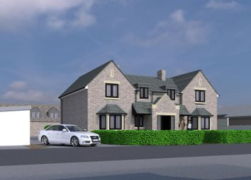 Thumbnail 4 bed detached house for sale in Birchfield, Springfield, Peterborough