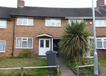 Thumbnail 3 bed terraced house to rent in Firs Farm Drive, Hodge Hill, Birmingham