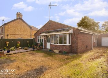 Thumbnail 3 bed detached bungalow for sale in East Street, Manea, March, Cambridgeshire