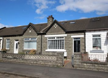 Thumbnail 3 bed terraced house for sale in Geils Avenue, Dumbarton