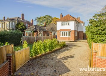 Thumbnail 3 bed detached house for sale in Newmarket Road, Norwich