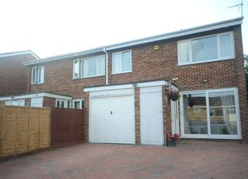 Thumbnail 3 bed semi-detached house for sale in Kingsway, Caversham, Reading